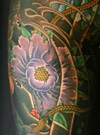 Tattoo Design Book -FLOWER-
