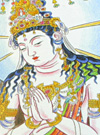 The Buddhist Art Coloring Book